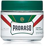Proraso Pre-Shave Cream Refreshing and Toning, 1er Pack (1 x 100 ml)