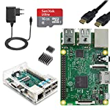 Vilros Raspberry Pi 3 Complete Starter Kit---Enthalt: Raspberry Pi 3 Model B (16 GB) + 5 Wesentlich Zubehör