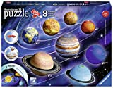 Ravensburger Erwachsenenpuzzle 11668' Planetensystem 3D-Puzzle, bunt