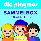 Die Playmos 1-10. Boxenset