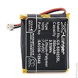 NX - Akku für Hundehalsband 1S1P 7.4V 520mAh