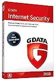G DATA Internet Security (2018) / Antivirus Software / Virenschutz für 3 Windows-PC / 1 Jahr / Trust in German Sicherheit