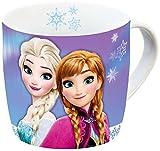 Disney 12752 Elsa und Anna Porzellantasse, mehrfarbig, 11,5 x 8 x 8 cm