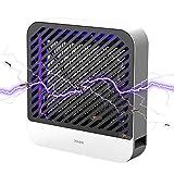 DOUHE Moskito Killer elektrischer insektenvernichter Mückenfalle UV LED elektrisch Moskito Indoor Lampe Elektroschock abnehmbares Aufbewahrungsbox ohne Chemikalie kinderfreundlich für max. 80 m²