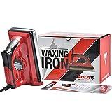 Vola Alpine Ski und Snowboard Freeride Nodic Wax Eisen 230 V 1000 W Einstellbare Temperatur mit UK-Stecker