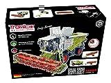 Metallbaukasten, CLAAS LEXION 770, Mähdrescher, 2356 Teile, Tronico, Baukasten inklusive Werkzeug