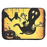 Halloween Surpries 13-15 Zoll Laptop Sleeve Tasche - Tablet Clutch Tragetasche, wasserdicht, schwarz