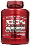 Scitec Nutrition Beef Isolat Peptides Vanille Delight, 1er Pack (1 x 1.8 kg)