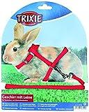 Trixie 6150 Kleintiergarnitur Nylon, 8 mm, farblich sortiert