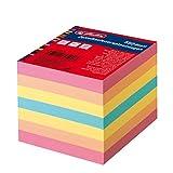 Herlitz 1604008 Zettelkastenersatzeinlage 9 x 9 cm, farbig, 550 Blatt, bunt