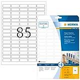 Herma 10917 Power Etiketten SPECIAL, 37 x 13 mm, weiß