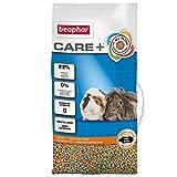 Care+ Meerschweinchen | Meerschweinchenfutter mit lebenswichtigem Vitamin C | Fördert den gesunden Zahn-Abrieb | Mit Omega 3 und 6 | 5 kg Beutel