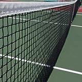Carrington Tennisnetz Doppel Turnier 12,8 m, PE 3 mm - Wetterfest und widerstandsfähig
