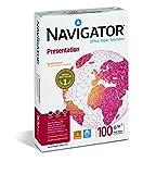 Igepa 82437A10S Kopierpapier Navigator Presentation Din A4 Brief und Geschäftspapier