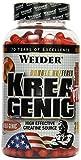 Weider, Krea-Genic+PTK, Neutral, 1er Pack (1 x 208 Kapseln)
