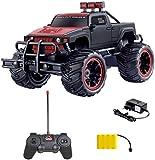 Diawell RC Ferngesteuertes Auto Pick Up Monster Truck Monstertruck inkl. Akku, Ladegerät und Funkfernsteuerung