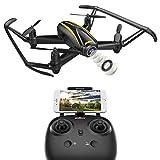 Navigator / U31W Drone WLAN FPV Quadcopter Drohne mit 720p HD Kamera - 120° Weitwinkel, Modus zum Beibehalt der Höhe, Kopflosmodus, Taste zum Starten / Landen / Notfallstop All Inclusive für Anfänger