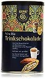 GEPA Feine Bio Trinkschokolade, 2er Pack (2 x 250 g Packung) - Bio