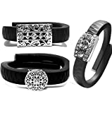 Fashion Fitness Band Bling Accessory cover for Jawbone UP UP2 UP24 Activity Tracker Wristband. garmin vivosmart (ONLY bling accessory, NO TRACKERS)