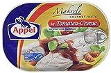 Appel Makrelenfilets, zarte Fisch-Filets in Tomaten-Creme, 10er Pack (10 x 200 g)