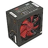 HKC V-POWER 550 Watt ATX PC-Netzteil, Schutzschaltkreise: OPP, OCP, OVP, SCP, 20+4pin Stromversorgung, PFC, leise, 120mm FAN (V-550)