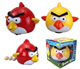 Roboter Angry Birds tanzender Infrarot Spielzeug Kinder Multifunktion
