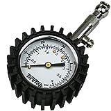 TireTek Premium Reifendruckmesser mit großer Skalenscheibe