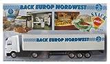 Backring Nordwest GmbH & Co. KG Nr. - Back Europ Nordwest - MB Actros - Sattelzug