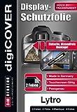 digiCOVER B3602 Basic Displayschutzfolie für Lytro Lichtfeldkamera