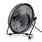 CSL - USB Ventilator 17cm | Tischventilator / Fan | Rotorblätter aus Kunststoff (Silent - Fan)