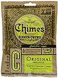 Ginger Chews Original Chimes 5 oz Bag by Chimes