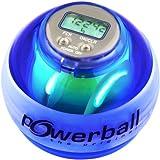 Powerball the original Max Blau, mit Digital-Drehzahlmesser und 6 LEDs