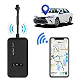 GPS Tracker, Likorlove Fahrzeug Tracker Echtzeit GPS/GPRS/GSM Monitoring System GPS Locator, Anti Verloren GPS Ortungsgerät für Autos Motorrad LKW Tracker mit Kostenlos APP für Smartphone