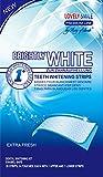 Lovely Smile | 28 WHITE-STRIPS Bleaching Stripes Zahnauhellung-Streifen | mit advanced no-slip technology | Professionelles Bleaching für Weiße Zähne Zahnweiss by Ray of Smile