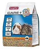Care+ Meerschweinchen | Meerschweinchenfutter mit lebenswichtigem Vitamin C | Fördert den gesunden Zahn-Abrieb | Mit Omega 3 und 6 | 1,5 kg