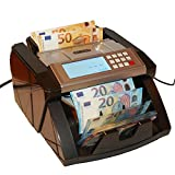 Geldzählmaschine, Geldscheinzähler, Wertzähler, Banknotenzähler Geldzähler Geldscheinprüfer