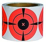 Target Aufkleber (QTY 250pcs 7,6cm)   # 1spezifische selbstklebend Ziele für Shooting   Wir die höchste Qualität selbstklebend Zielscheiben Label für Schließen Zu großhandelspreisen