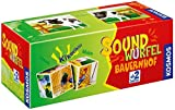 Kosmos 697365 - Soundwürfel Bauernhof, Kinderspiel