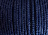 5 m Baumwollkordel 5 mm dunkelblau