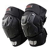 Crazy AL 'S  CAK Knie Schutz Motorrad Motocross Racing Knie Wachen Pads Hosenträger schutzausrüstungen schwarz