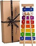 Jaques of London Xylophon - EIN großes Musikspielzeug für Kinder & Kinder - das Beste Glockenspiel im Sortiment - perfekt für Junge Musiker; Lehrinstrument - Beste Qualität seit 1795