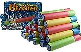 KT Set von 20Schaumstoff Wasserpistole Hydro Storm Blaster Shooter Pumpe