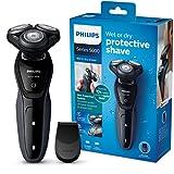 Philips S5270/06 Series 5000 Nass- & Trockenrasierer mit Präzisionstrimmer
