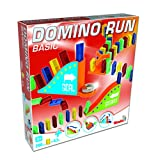 Simba 106065646 - Games & More Domino Run Basic