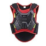 Zgsjbmh Motorrad Ganzkörperschutz Rüstung Straße Motocross Dirt Bike Körper Brust Spine Protector Rüstung Weste Schutzausrüstung für Dirtbike Bike Motorrad Motocross Ski Snowboard (Größe : M)