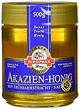 BIHOPHAR Honig Akazien, 2er Pack (2 x 500 g)