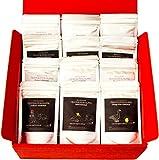Schoko-Box, Das Schokoladiges geschenk - Tolle Box Mit 12x Märchenhafter Trinkschokolade á 35g (Roter Karton)