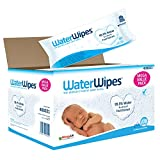 WaterWipes Baby Feuchttücher Empfindliche Haut, 12 x 60 Feuchttücher (720 Feuchttücher)