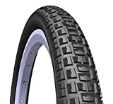 Rubena Nitro BMX Elite-Reifen, Schwarz , 20 x 1,75 x 2 (47-406)