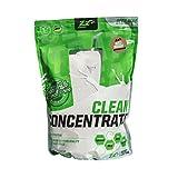 ZEC+ WHEY CLEAN CONCENTRATE Protein Shake | fantastischer Geschmack | ~20% BCAAs | ~45% EAAs | für gesunden Muskelaufbau | Eiweiß-Konzentrat | Made in Germany | Geschmacksrichtung NUSS NOUGAT 1 kg